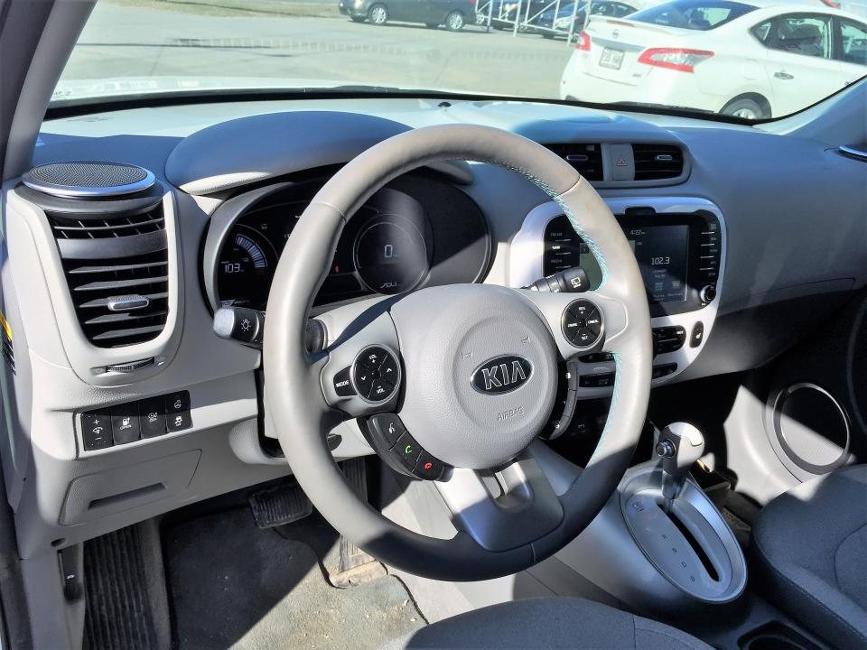 Kia Soul: Starter Description