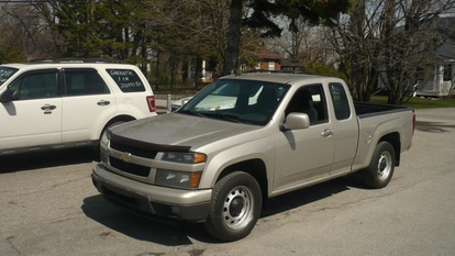 Chevrolet Colorado 2009